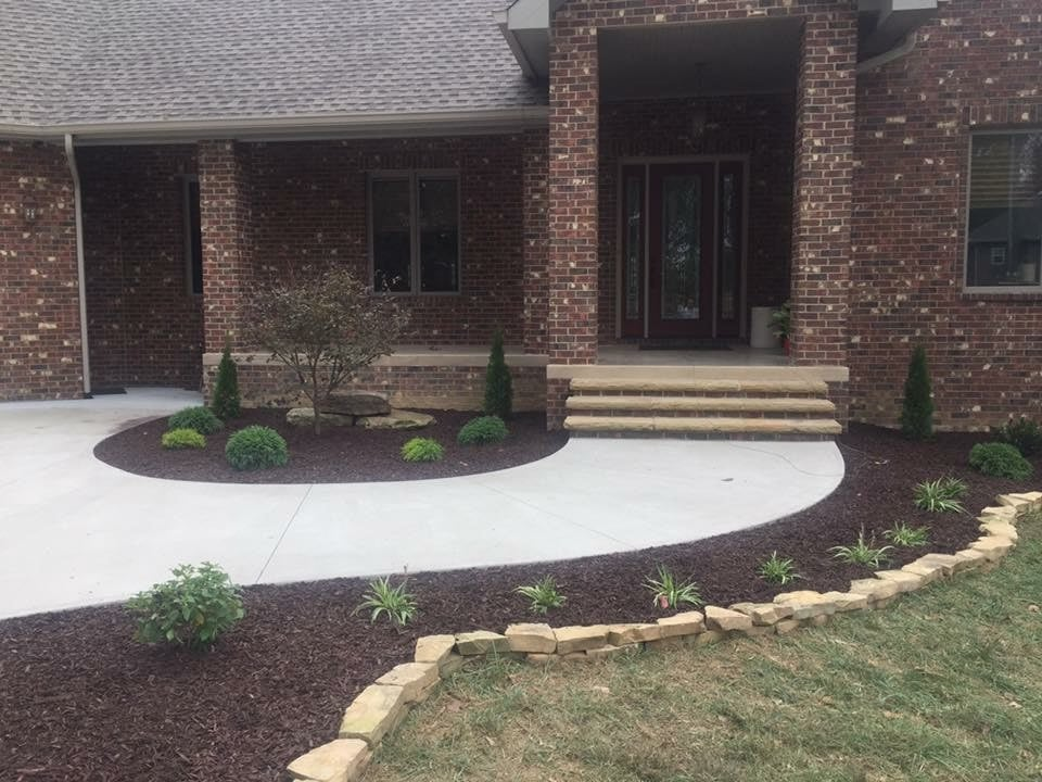 Landscaping by Affordable Lawn Care